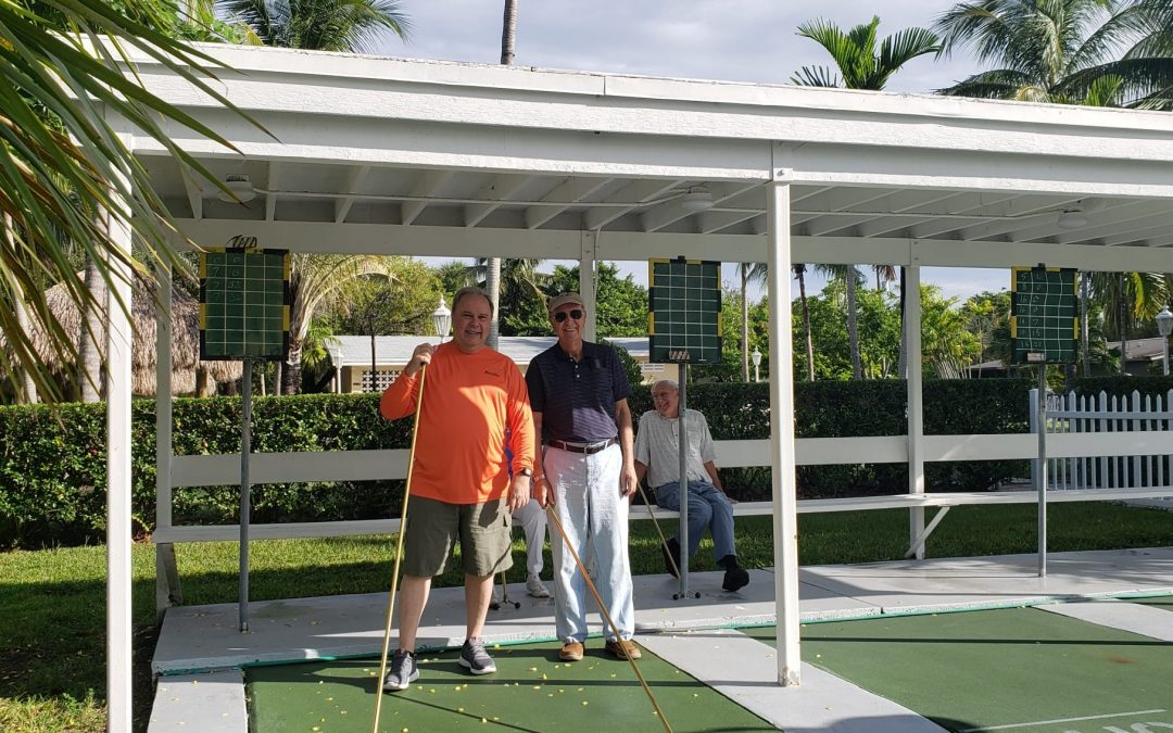 East Ridge at Cutler Bay Welcomes Senior Games