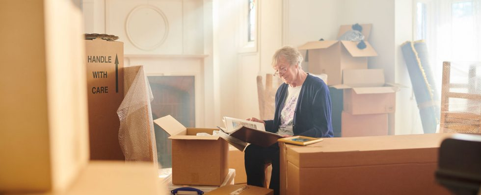 Top 10 Expert Tips for Downsizing into Senior Living