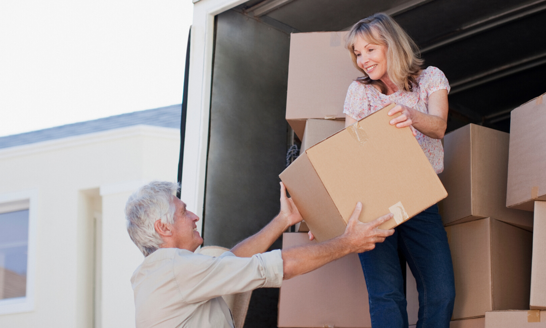 Getting Organized and Rightsizing for a Move to East Ridge