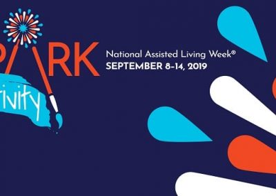 Celebrate National Assisted Living Week & Visit East Ridge