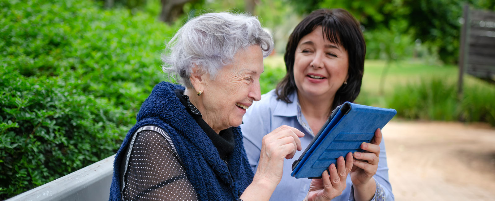 How Senior Living Offers Residents and Families Peace of Mind
